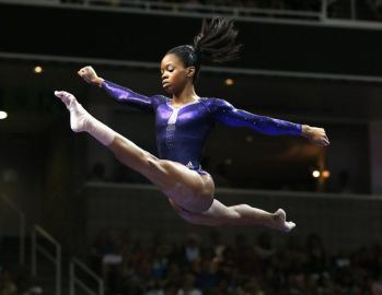 Gabby Douglas, 16,from Virginia Beach VA-original