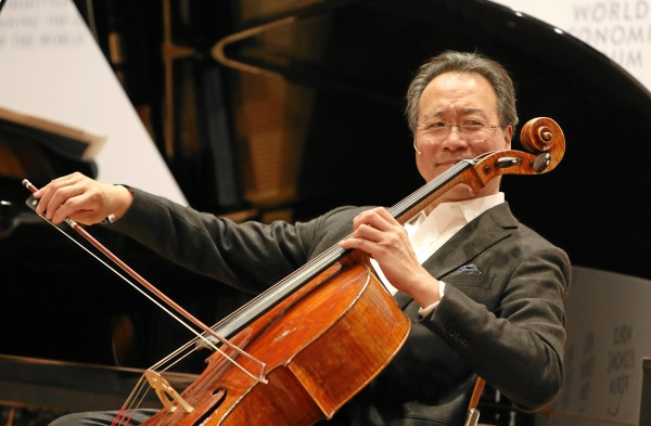 Making Music across Borders: Yo-Yo Ma