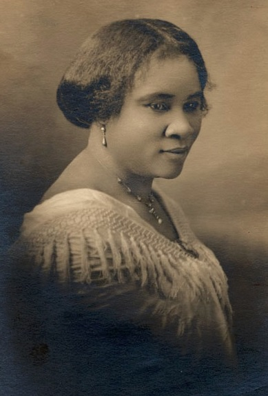Madam_CJ_Walker_face_circa_1914